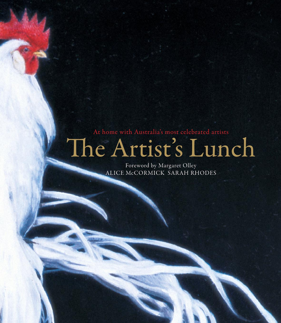 Artists Lunch cover